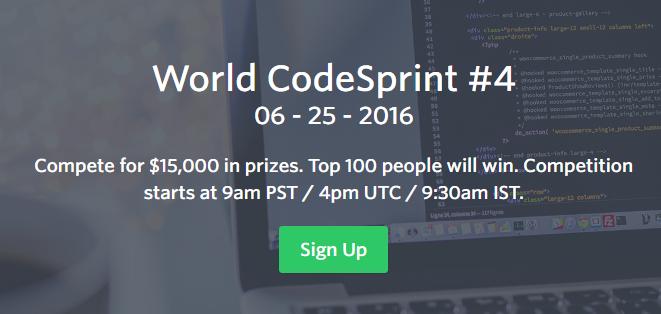 CodeSprint